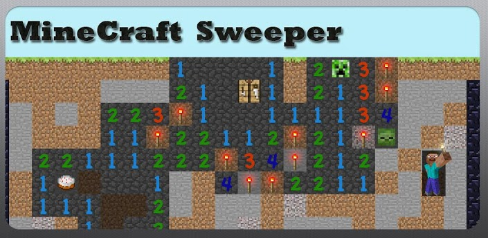 MineCraft Sweeper