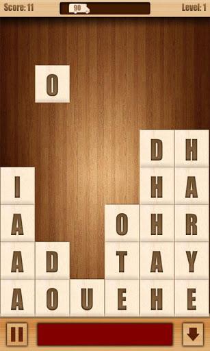 Letris 2: Word puzzle game