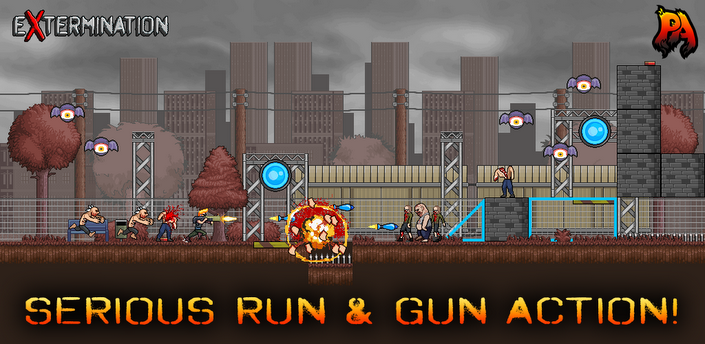 free run and gun games