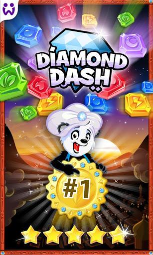 how to play diamond dash game