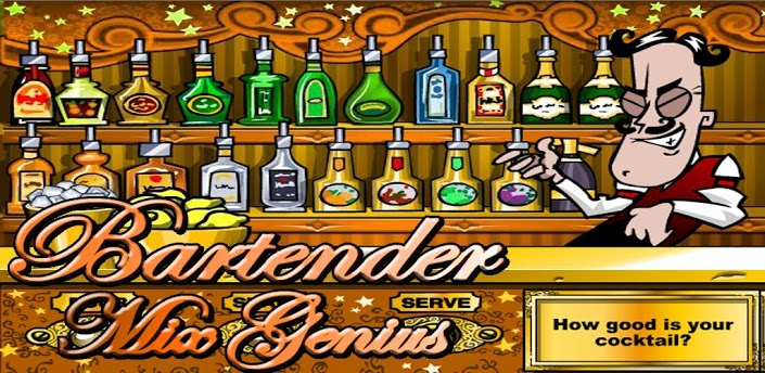 cocktail mixing game