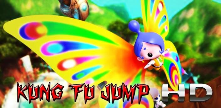 Kung Fu Jump