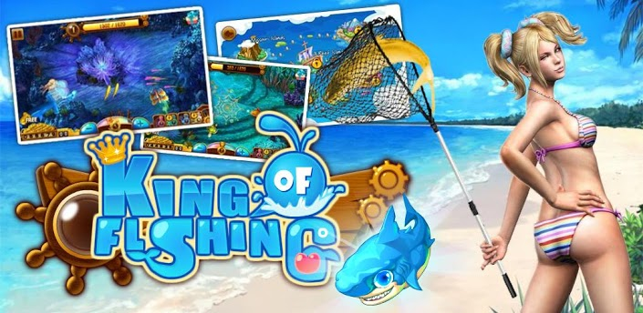 King of fishing android games 365 free android games for Fishing game android