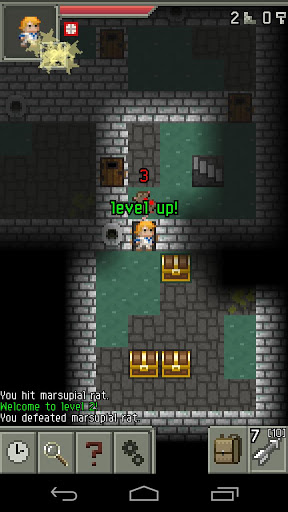Pixel Dungeon » Android Games 365 - Free Android Games Download