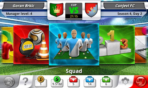 Top Eleven Football Manager