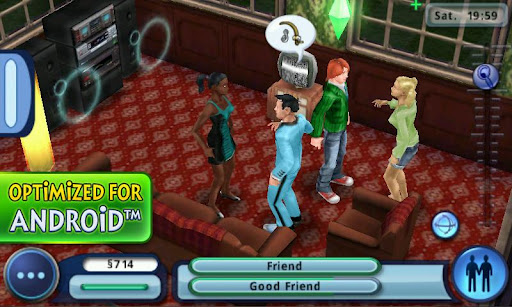 The Sims™ 3 » Android Games 365 - Free Android Games Download