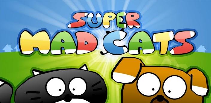 Super Mad Cats
