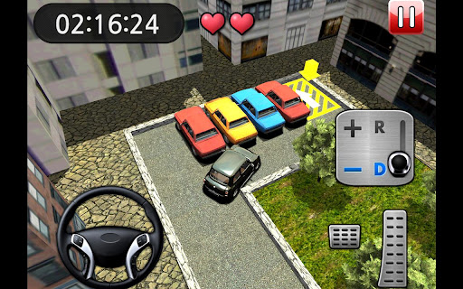 realparking3d parking games android games 365 free android games