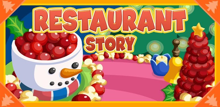 Restaurant Story Decoration : Restaurant android games free download