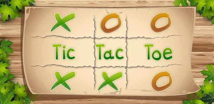 Tic-tac-toe for your Android