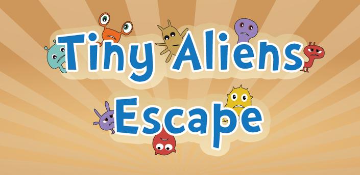 Tiny Aliens Escape