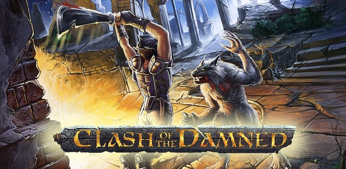 Clash of the Damned » Android Games 365 - Free Android Games Download