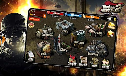 Modern War 2 World Campaign