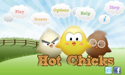 Hot Chicks Friends