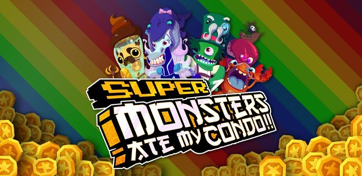 Super Monsters Ate My Condo!