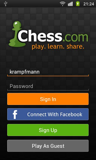 Chess com - Learn & Play Chess » Android Games 365 - Free Android