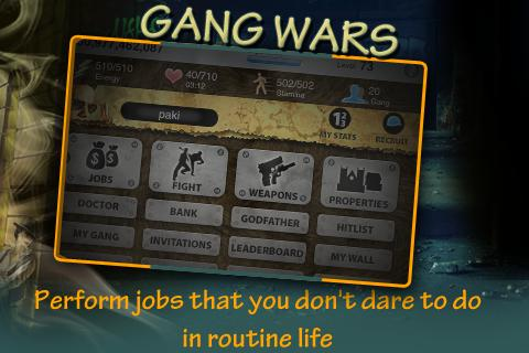 Gang Wars - Android Games And Applications - Android Forum ...
