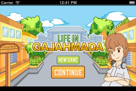 Life in Gajahmada » Android Games 365 - Free Android Games