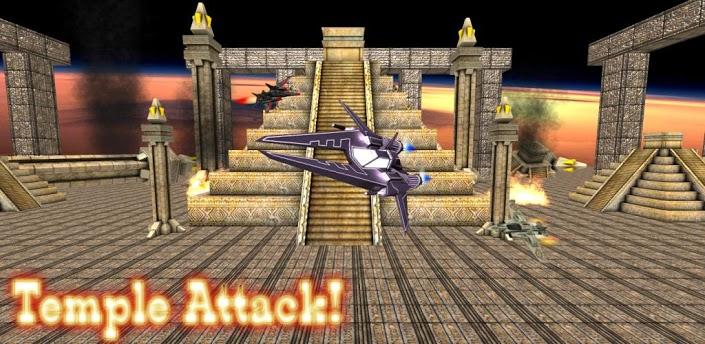 Temple Attack!