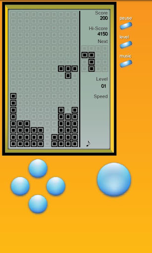 [FREE][GAME] Tetris Classic - Brick Game - Android Apps ...