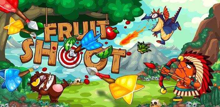 fruit shoot game
