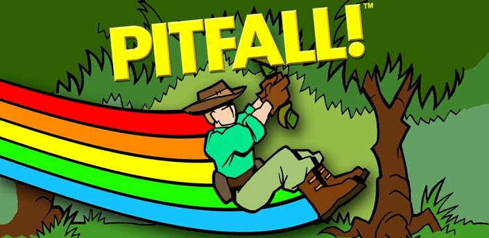 Vintage Arcade Games >> PITFALL » Android Games 365 - Free Android Games Download