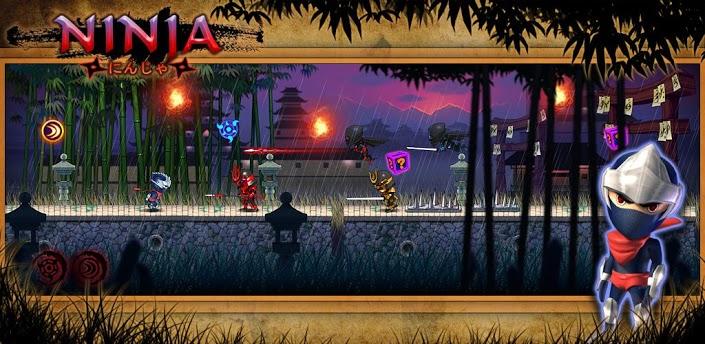 Rush Ninja - Ninja games