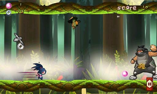 Tags for this game: Ninja , run , LEKOO GAME