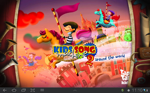 KIDS SONG MACHINE 2 FREE