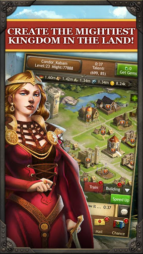 Kingdoms Of Camelot Battle For The North 187 Android Games