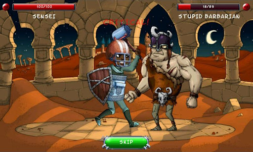 Angry Heroes Online (Free)