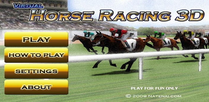 free online betting games horses