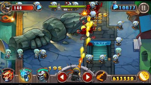 Игры про зомби на ... - top-android.org