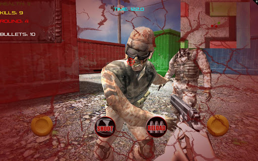 Zombie Attack Protocol