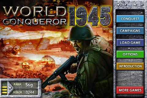 World Conqueror 1945
