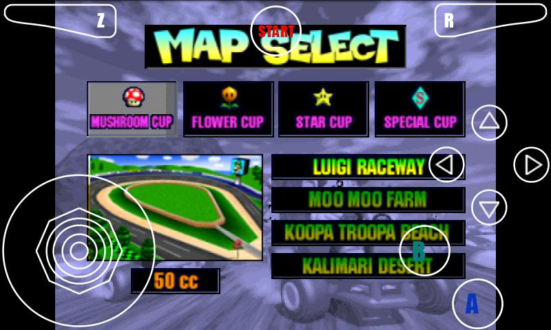Super Mario Kart Racing Beta » Android Games 365 - Free Android