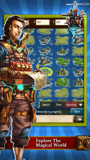 Arcane Empires 187 Android Games 365 Free Android Games