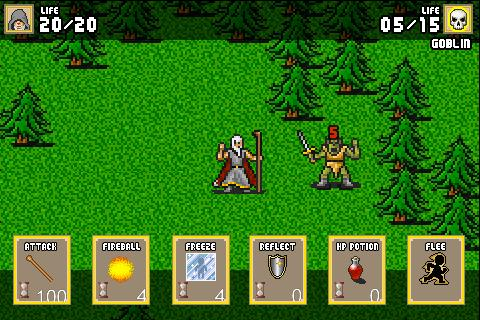 Pixel Quest RPG