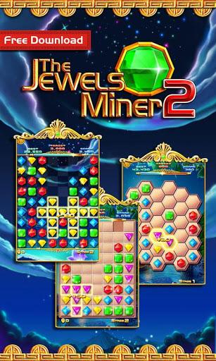 play jewel miner game free online