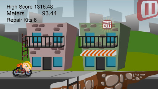 Bike Race HD » Android Games 365 - Free Android Games Download