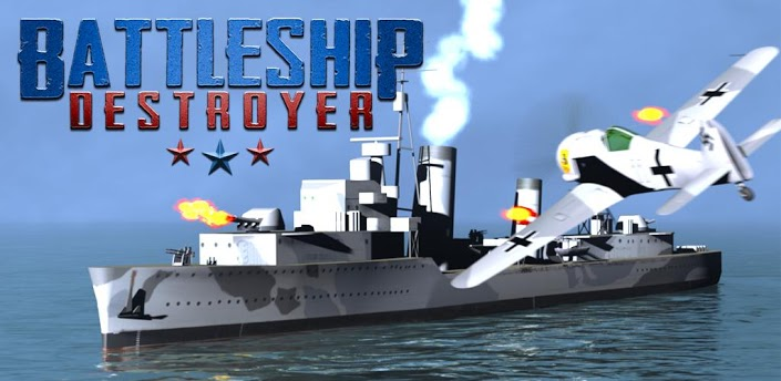Battleship Destroyer Lite
