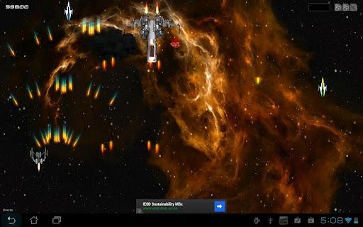 Galaxy Defense War 3D HD