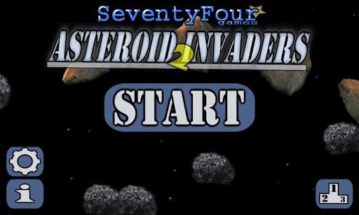 Asteroid Invaders 2