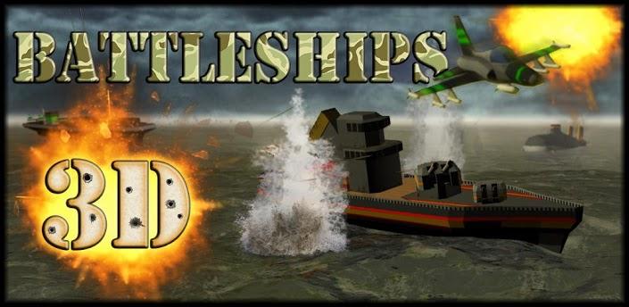 Battleships 3D