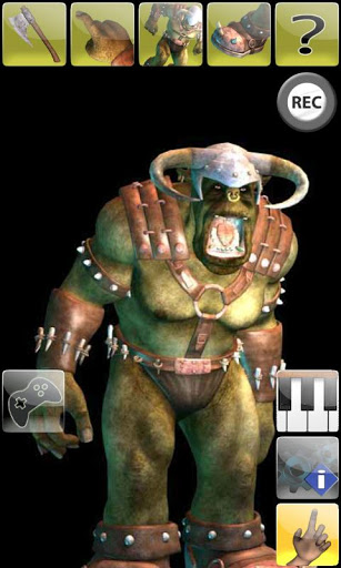 Talking Ork » Android Games 365 - Free Android Games Download