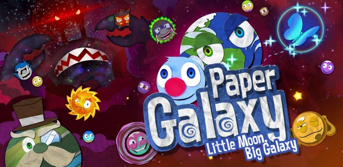 Paper Galaxy
