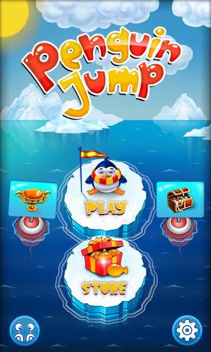 Penguin Jump: Ice Racing Saga