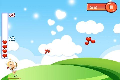 Cupid's Game of Love