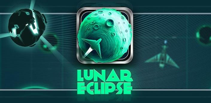 Lunar Eclipse - Asteroid game