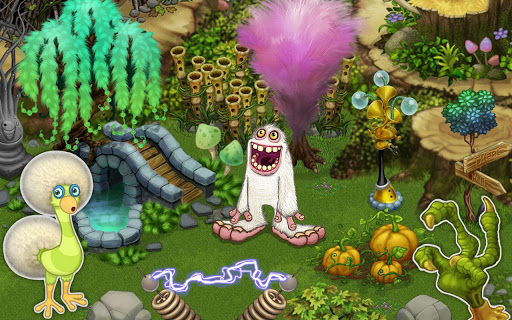 my singing monsters  u00bb android games 365